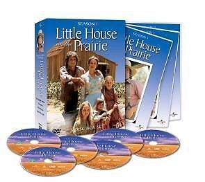 LITTLE HOUSE ON THE PRAIRIE the complete series season 1. 6 discs. New DVD.
