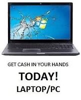GET CASH IN YOUR HANDS TODAY FOR LAPTOPS AND PC!!!