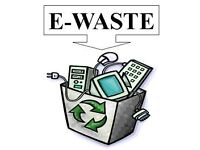 Wanted any E-waste items, Free colection.