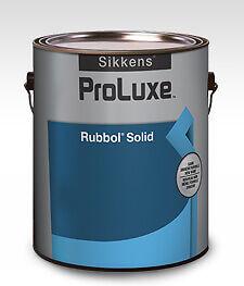 Teinture d'extérieur Sikkens Rubbol ProLuxe (2 contenants)