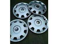 "New Renault 16"" Wheel trims. 4 new wheel trims/ covers"