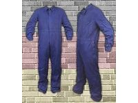 Work overalls, size small, hard wearing