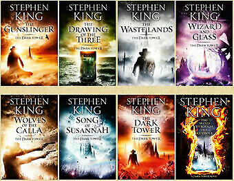 stephen King The Dark Tower Series 7 e.Pub [Fast Delivery]