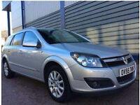 Vauxhall Astra 1.8i Design 5dr for sale.