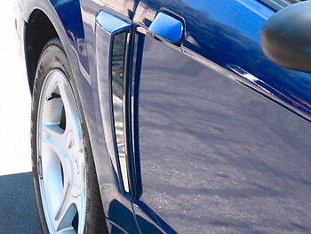 1999-2004 Mustang Side Scoop Insert Set
