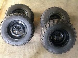 Honda TRX420 Straight Axle Rims