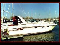 1986 Regal 360 Commodore Express Cruiser -- 1 owner For Sale