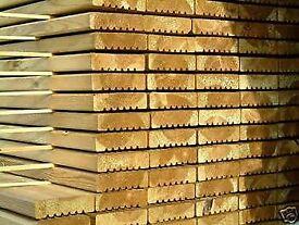 Decking boards cheap £6 each