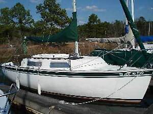 LOOKING FOR A 23-27FT SAILBOAT + TRAILER