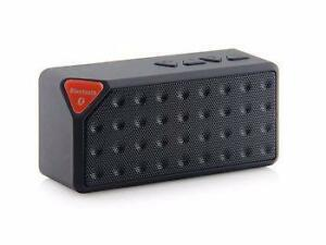 Weekly Promotion!  Wireless Bluetooth X3 Mini Speaker Hands  free Speakerphone with Built-in Mic Support TF FM Line In R