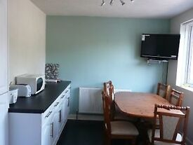 Single/spacious double Rooms to let near universities and supermarket in South Lancaster