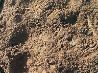 Sharp sand bulk loads