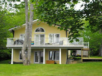 Beautiful Shortt's Lake Cottage Available Aug 30 - Sept. 7/15
