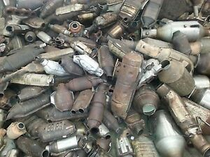 I'M BUYING ALL TYPES OF CATALYTIC CONVERTERS CASH IN HAND