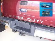 Super Duty Decal