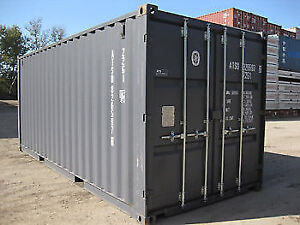 Do you need a place to store your container?