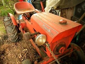 wanted i'm looking  for A cheap power king tractor