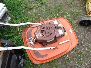 Wanted: 2 stroke Flymo hover mower or Noma Flymo two stroke