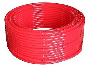 PEX pipe for floor heating with oxygen barrier