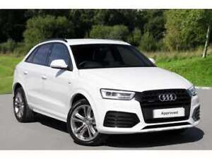 2016 Audi Q3 KOMFORT BLACK OPTIC VUS