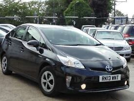 Toyota Prius hybrid and Honda Insight for hire ready to go