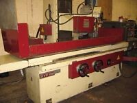XYZ MODEL 2040 SURFACE GRINDER YEAR 1997