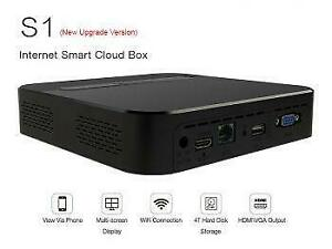 Promo! VIMTAG STORAGE CLOUDBOX, UP TO 4TB HDD, UP TO 8 X 1080P IPC STREAM, HDMI/VGA OUTPUT