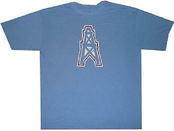 Houston Oilers Shirt  2ad371f74
