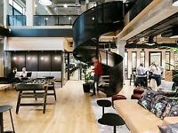 COOLEST SERVICED OFFICE/STUDIO SPACE IN LONDON