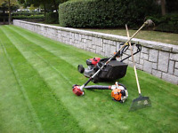 Need your lawn cut this upcoming spring?  We can help!