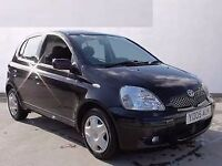 2005 TOYOTA YARIS 1.4 D4D T3 5DR - 1 OWNER - FULL TOYOTA SERVICE HISTORY - IMMACULATE CONDITION