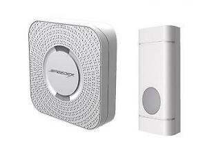 Promo! Speedex Wireless Doorbell 52 ringtones, Waterproof Door bell Transmitter _ Receiver Kit