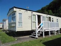 3 Bed Caravan with Sea View for Hire - Weymouth, Littlesea - October Deals - 3 Nights from £150.00