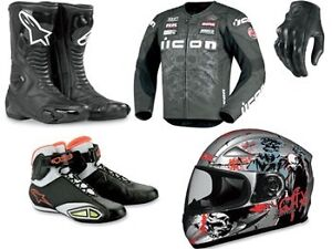 WANTED: MENS MOTORCYCLE GEAR