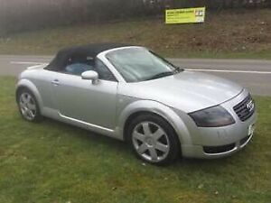 1999 - 2006 Audi TT mk1 Please contact me I need parts