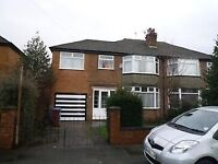 Double rooms for rent in Chorlton