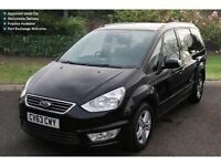 Ford galaxy and Toyota Prius p c o cars for rent from £120