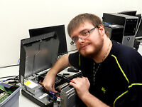 Computer refurbishers wanted, some sales too.