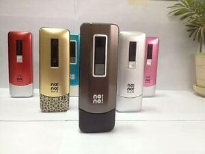 Le nouveau Epilateur Nono pro 5 neuf couleur disponible