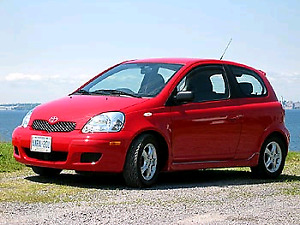 Looking for a standard toyota echo hatchback