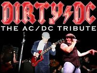 Dirty DC tickets £20 for two