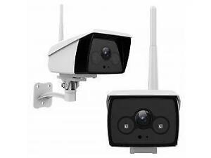 Promo! vimtag B5 2MP Wireless Ultra HD IP WiFi CCTV Outdoor IP66 water proof Security Camera with motion detection _ Nig