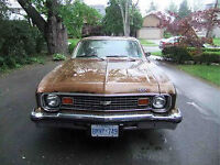 1974 Chevrolet Nova Coupe (2 door)