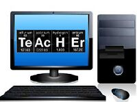 Chemistry Tutor (Online)