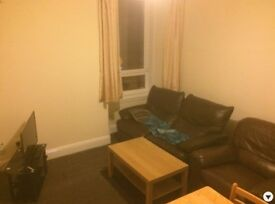 Top floor, fully furnished, 1 bedroom flat