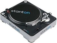 Stanton T60 Turntable (REQUIRES CARTRIDGE)