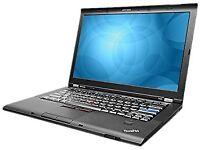 LENOVO T400 - CORE 2 DUO P8400 @ 2.26 - 4 GB RAM - 160 GB HDD - WINDOWS 10