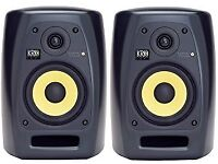 KRK VXT 6 (pair) Great Condition