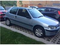 Peugeot 106 1.5 diesel full service history