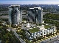 Beautiful 1 Bdr + 1 Den condo in Thornhill (Fontains) for rent.
